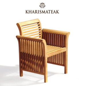 rafless armchair, kharismateak worldwide furniture market