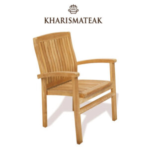 albert Stacking chair, kharismateak worldwide furniture market