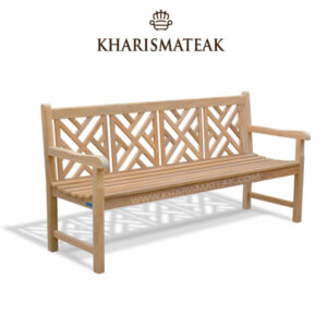 crossfire bench 180, kharismateak worldwide furniture market