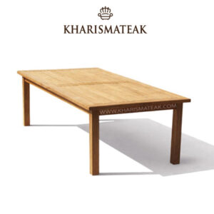 hampton dinning table, kharismateak worldiwide furniture market