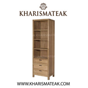rafless book rack, kharismateak worldwide furniture market