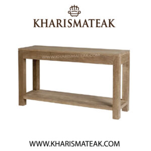 rafless console table, kharismateak worldwide furniture market