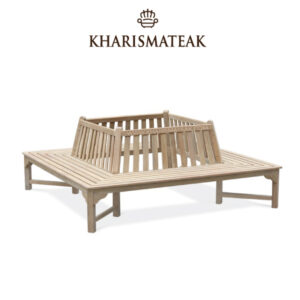 square tree bench, kharismateak worldwide furniture market